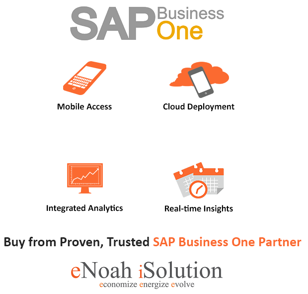 eNoah - Trusted SAP Business One Partner