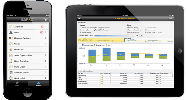 SAP Business One Mobility Solutions