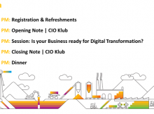 SAP Digital Transformation ERP Session 1