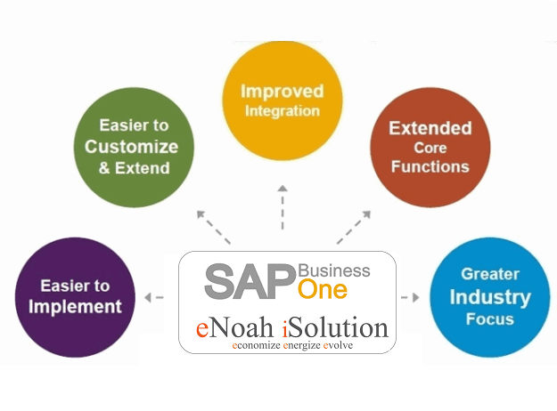 Why SAP Business One ERP ?