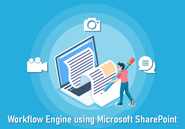 Workflow & Document management system for leading entertainment organization in US using SharePoint