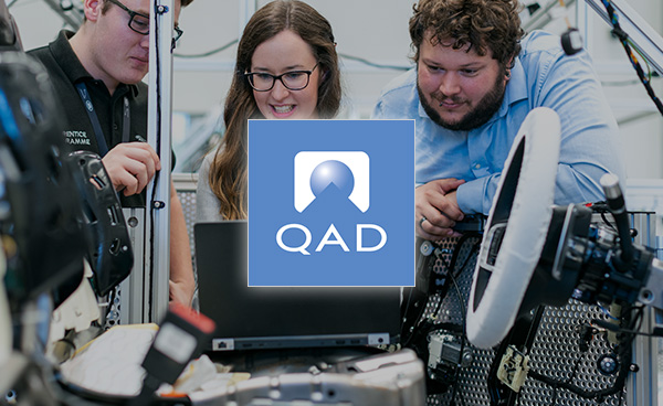 eNoah transformed a leading automotive supplier's Business Process using QAD