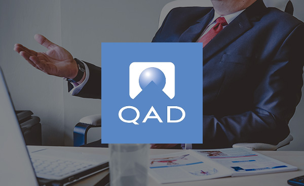 Production Booking using QAD EE